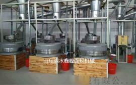 6组锥筛石磨面粉成套设备 石磨面粉成套设备制造商