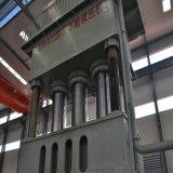 2000噸大型鋼木門壓花液壓機械設備河北廠家定制