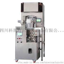 四川科斯特三角包茶叶包装机厂家直销三角袋茶叶包装机