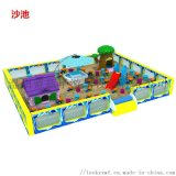 淘气堡围栏沙池,百万球池,蹦床,儿童拓展厂家