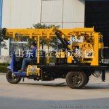巨匠XYC-200A三轮车载勘探钻机液压岩心钻机
