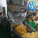 半自動紅薯片油炸鍋 自動刮渣式紅薯片油炸鍋