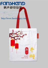 河南环保帆布袋定制 广告创意礼品购物袋子加工