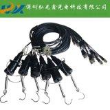 【弘元鑫】ITL-2-03型2芯野战光缆转换器