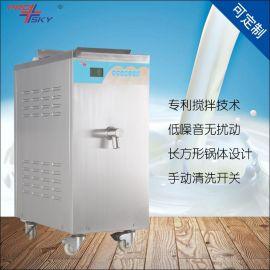 巴氏消毒奶浆机 85度 鲜奶高温灭菌 快速冷却 20L 可定制 商用