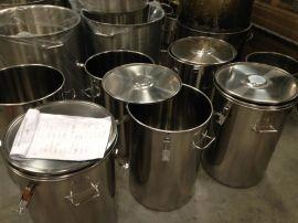 不锈钢啤酒发酵桶  密封桶 汤桶