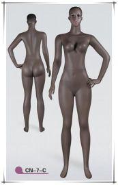 服装店展示道具 模特批发 非洲款玻璃钢模特 女装全身模特衣架 厂家直销
