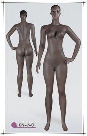 服裝店展示道具 模特批發 非洲款玻璃鋼模特 女裝全身模特衣架 廠家直銷