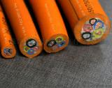 2-100芯TPE屏蔽电缆 TPE护套 伺服器/编码器/工控器/电缆