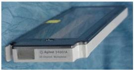 安捷伦Agilent34901A数据采集模块 开关单元 20通道