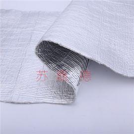 厂家供应珠海耐高温布 高硅氧布耐高温防火布玻璃纤维防火铝箔布