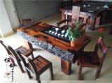 船木傢俱客廳茶几,龍骨電磁爐茶臺,船木龍骨大茶臺,廠家現貨特價