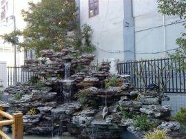 黑色假山石材-园林石材批发 碧桂园假山石材 1