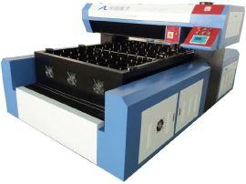 供应广州奥朗400瓦皮具刀模亚克力激光切割机