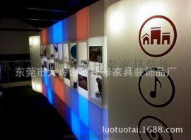 厂家直销 led发光酒架 洋酒展示架 创意橱窗展示架 发光家具