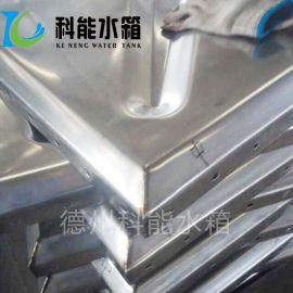 订做304方形不锈钢保温水箱消防水箱不锈钢水箱生活保温