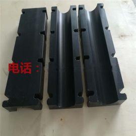 高分子塑料耐磨滑块 高耐磨承重防护尼龙垫块滑块