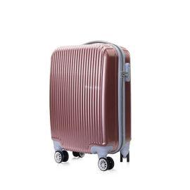 上海箱包定制PC旅行箱 20寸登机箱 万向轮行李箱可添加logo