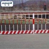 基坑围栏 临边护栏 工地防护网 基坑楼层临时护栏施工安全门