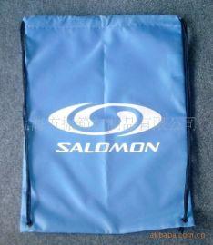 简易简约双肩背包抽绳背袋儿童背包收纳包定制可加logo