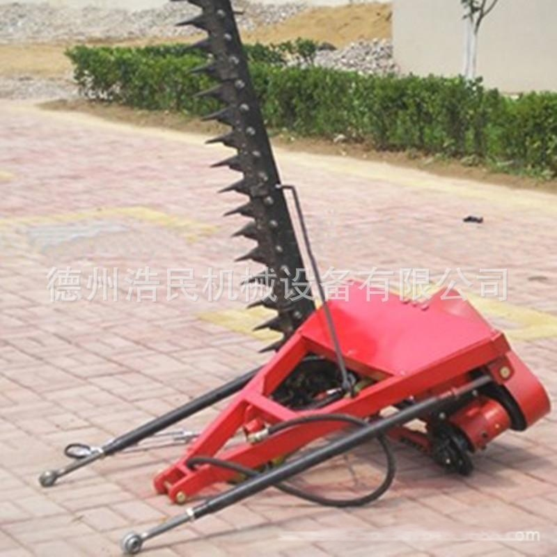 往复式 甩刀式割草机 三角式方式圆管牧场专用割草机