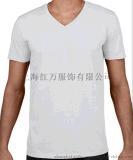 制服 圓領衫工裝V領衫T恤供應 T恤衫 夏季工作服