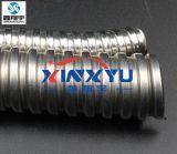 不鏽鋼單雙扣金屬穿線軟管,電線保護套管