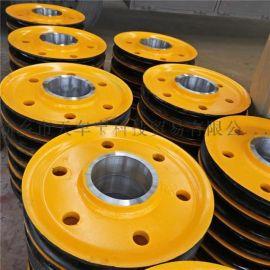 鋼絲繩吊裝滑輪 16t滑車滑輪 導繩輪 廠家直銷