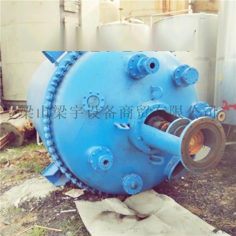 促銷優質二手5000升5立方全新不鏽鋼反應釜