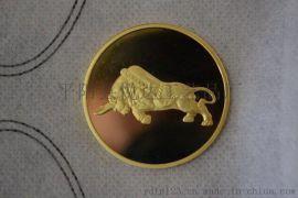 厂家定制高品质纯银纪念币纪念章金银币纪念品