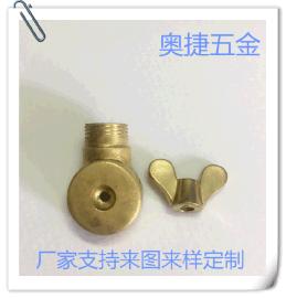廠家承接黃銅精密鑄造 鑄造黃銅配件 白銅飾品件