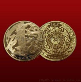 专业定制铜制纪念币锌合金纪念定制城市旅游金银纪念币
