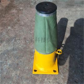 HYD60-100行车液压缓冲器 行车碰头/防撞块