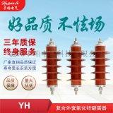 HY5WS-17/50氧化锌避雷器 10kv