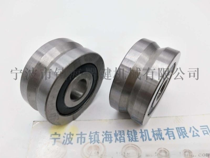 非标轴承LFR5201-12NPP、双沟轴承