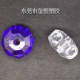 小八角型卫浴水晶柱灯饰亚克力玻璃柱厂家