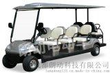 六座電動高爾夫觀光車|高爾夫球場觀光車|成都朗動