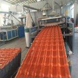 樹脂瓦廠家-ASA合成樹脂瓦-佛山樹脂瓦廠3mm