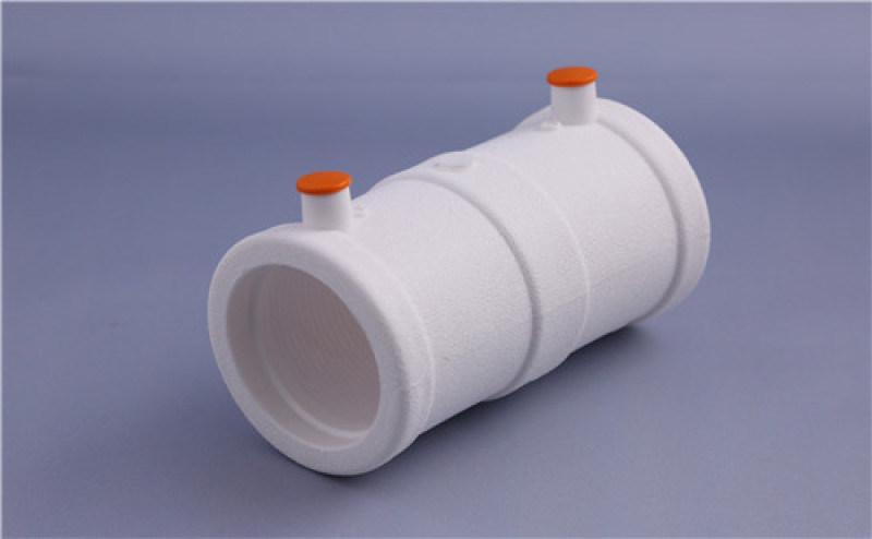 陕西宝鸡 PE-RT II型电熔管件 生产供应
