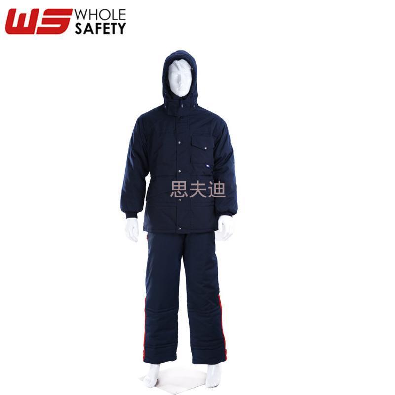 防寒工作服 石油开采服 低温极寒劳保工作服可定制 冬季棉服