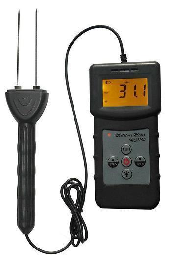 棉包水分仪,皮棉水分测定仪MS7100C