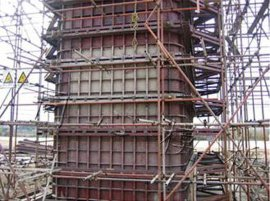 鋼模板 公路橋柱模板