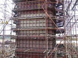 钢模板 公路桥柱模板