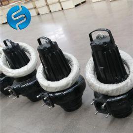 WQ潜水排污泵 不锈钢排污泵 自动搅匀潜水排污泵
