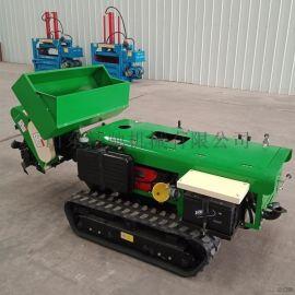 农田菜园开沟机 硬土质开沟机 多用途旋耕机