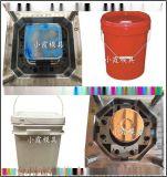 浙江塑胶模具6L涂料桶注射模具厂家直销