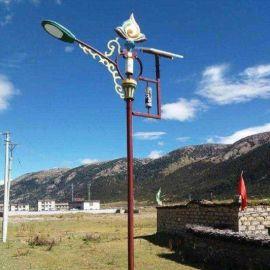 海螺臂太陽能路燈,中晨海螺臂太陽能路燈