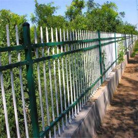 院墙防护栏杆@学校防护隔离栅栏@透景锌钢护栏