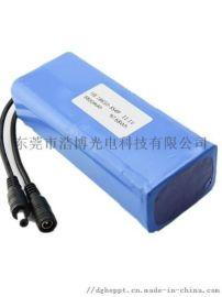 -40℃低温放电 电池组18650 11.1V 8800mAh