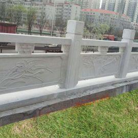 桥栏杆多少钱一米-桥梁石栏杆厂家定做